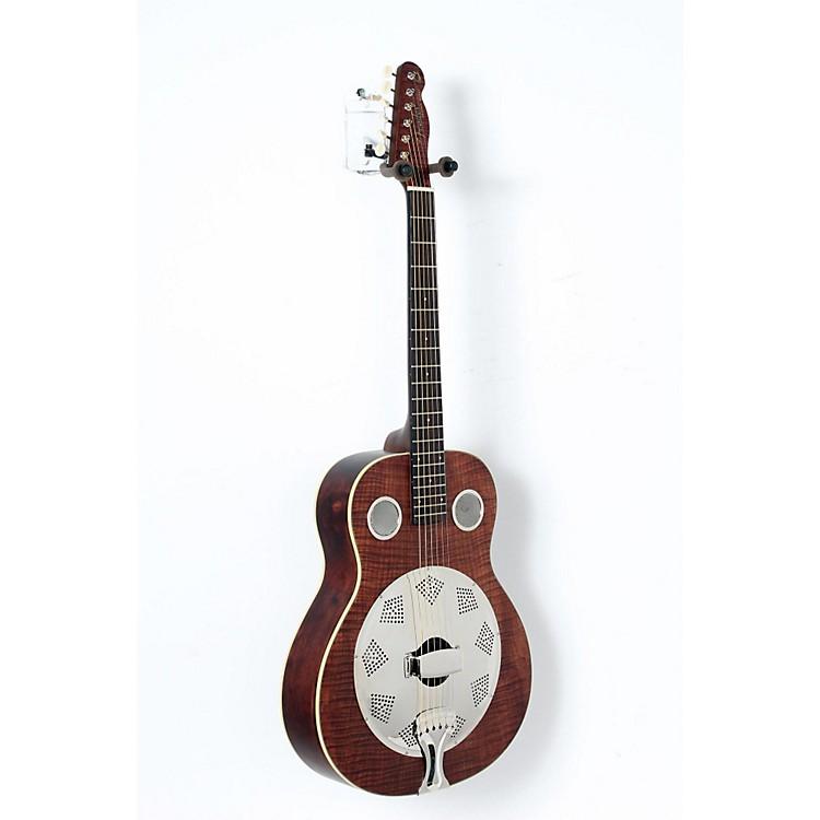 FenderBrown Derby Resonator GuitarNatural888365894577