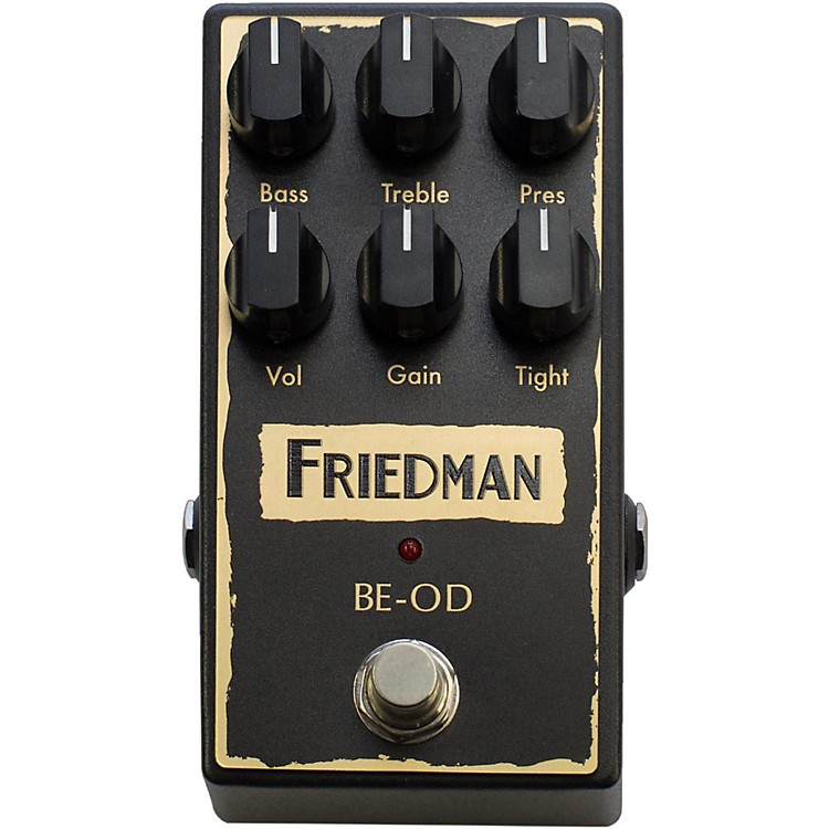 FriedmanBrown Eye Overdrive Pedal