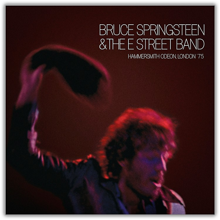 Sony Bruce Springsteen/Hammersmith Odeon, London '75 (4 LP)