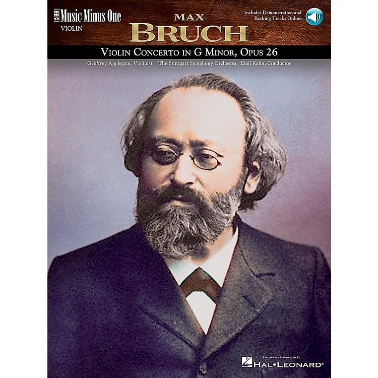 Hal LeonardBruch Violin Concerto