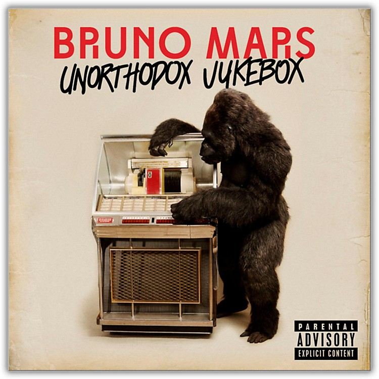 WEA Bruno Mars - Unorthodox Jukebox Vinyl LP