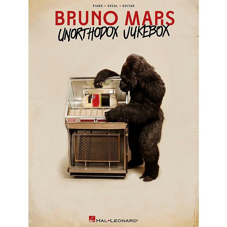 Hal LeonardBruno Mars - Unorthodox Jukebox for Piano/Vocal/Guitar (PVG)