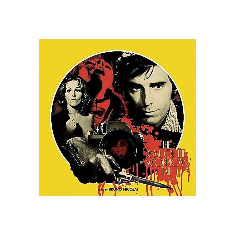 AllianceBruno Nicolai - Case Of The Scorpions Tail (original Soundtrack)