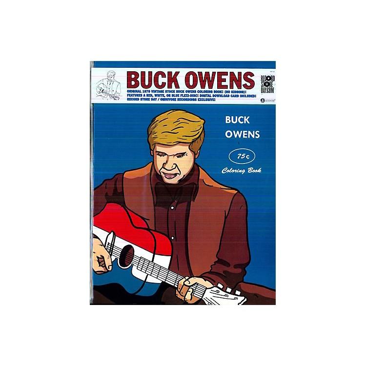 AllianceBuck Owens - Coloring Book