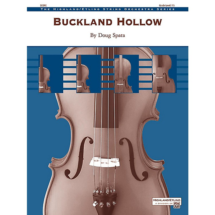 Alfred Buckland Hollow 1.5