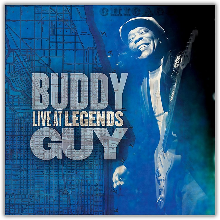 Sony Buddy Guy - Live At Legends Vinyl LP
