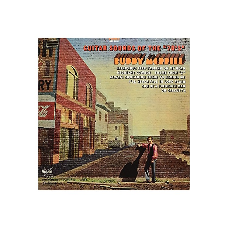 AllianceBuddy Merrill - Guitar Sounds of the 70's