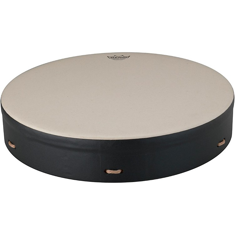 RemoBuffalo Drum with Comfort Sound Technology16 in.Black