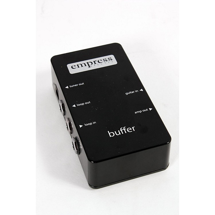 Empress Effects Buffer Analog I/O Interface Guitar Pedal Regular 888365663449