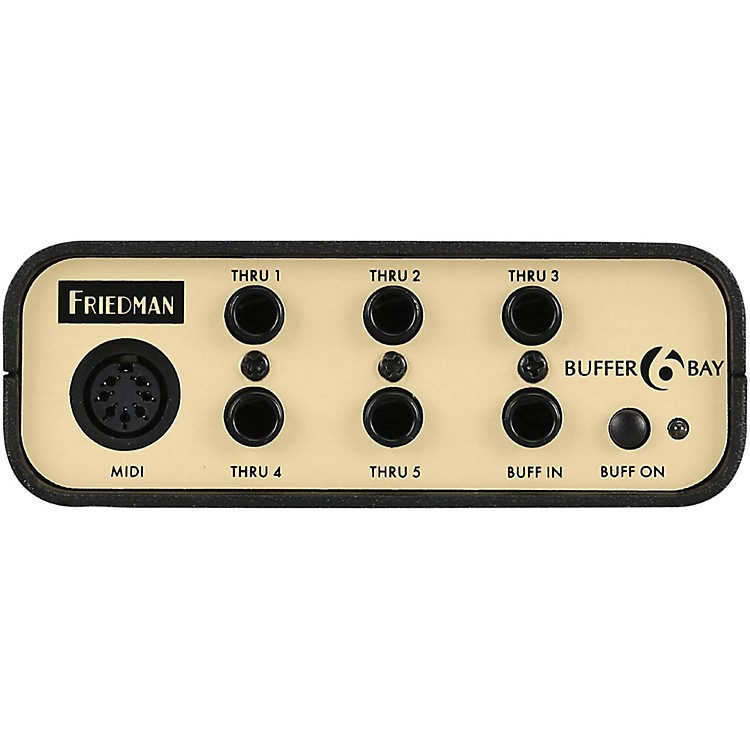 FriedmanBuffer Bay 6 Buffer and Junction Box