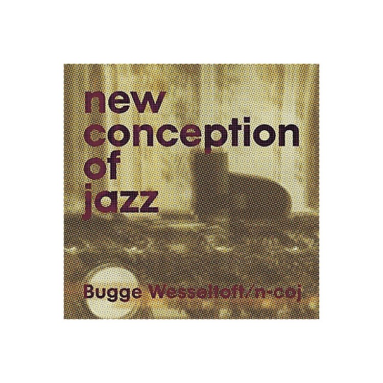 AllianceBugge Wesseltoft - New Conception Of Jazz