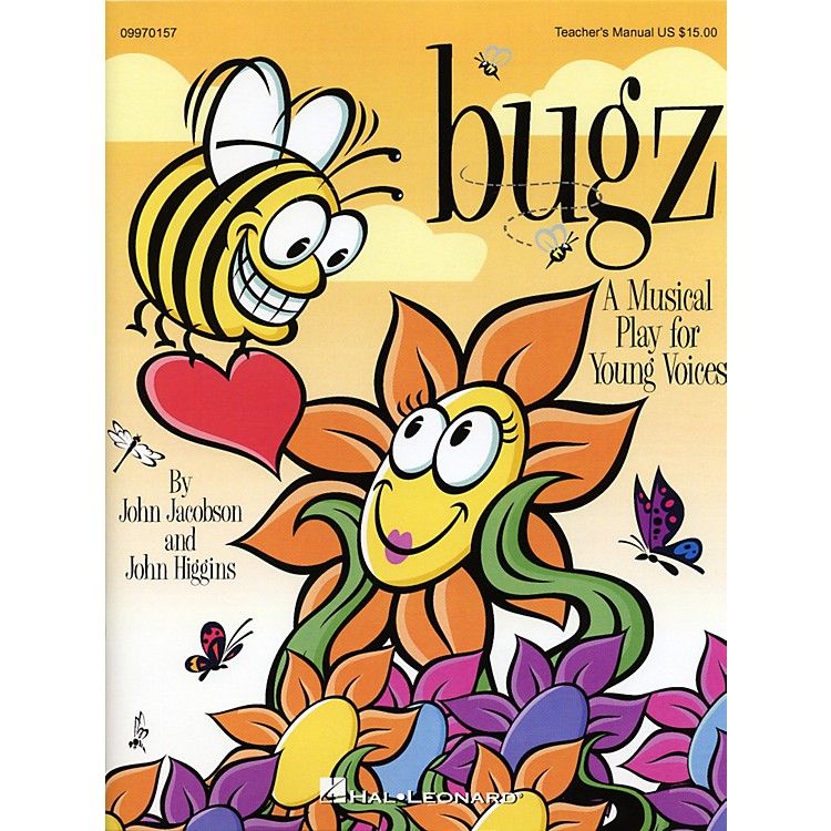 Hal Leonard Bugz Accomp/Performance Cd
