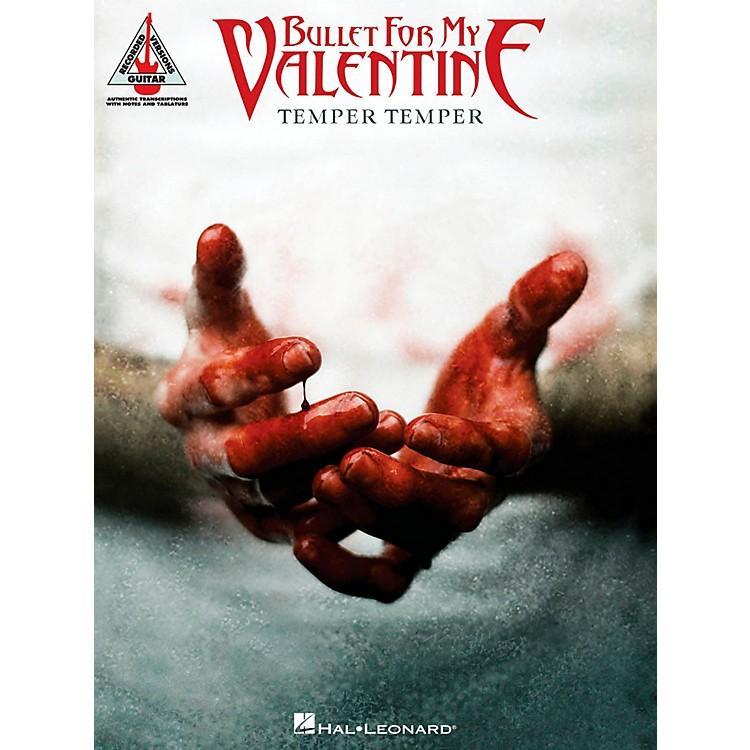 Hal LeonardBullet For My Valentine - Temper Temper Guitar Tab Songbook