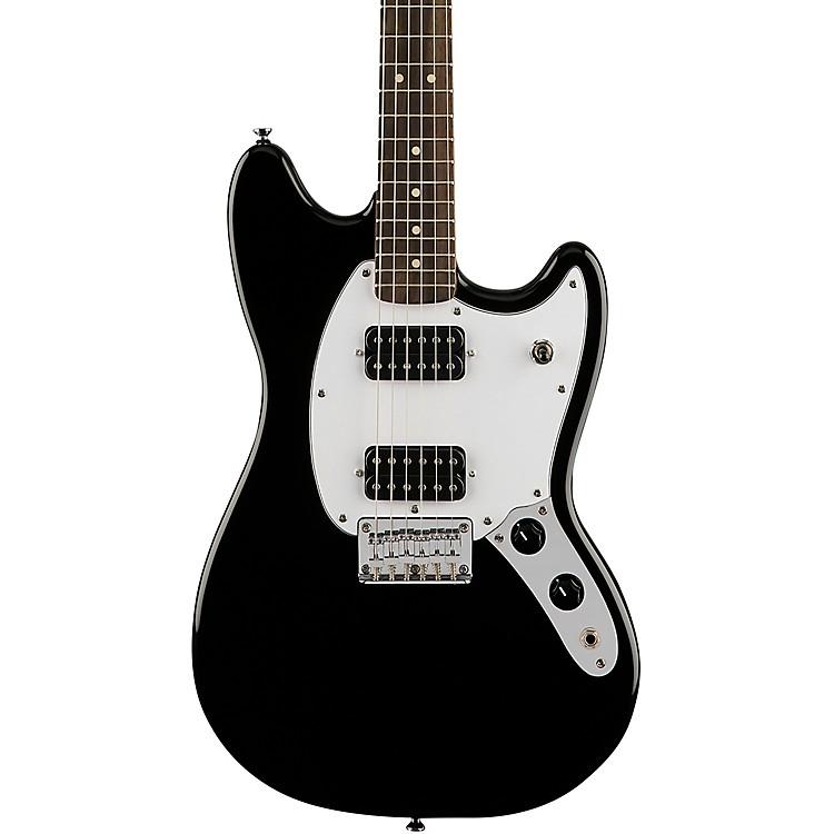 SquierBullet Mustang HH Electric GuitarBlack