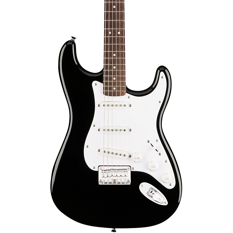 Squier Bullet Stratocaster HT Electric Guitar Black