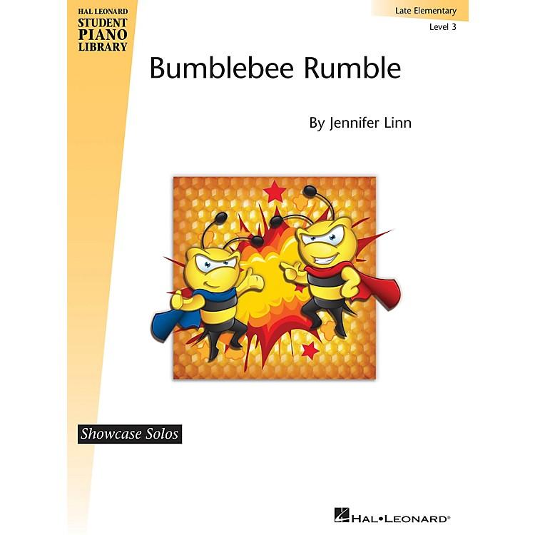 Hal LeonardBumblebee Rumble Piano Library Series by Jennifer Linn (Level Late Elem)