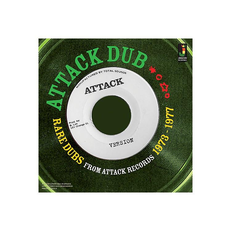 AllianceBunny Lee - Attack Dub: Rare Dubs from Attack Records 73 / Va