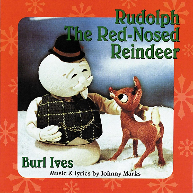 Universal Music GroupBurl Ives - Rudolph The Red-Nosed Reindeer CD