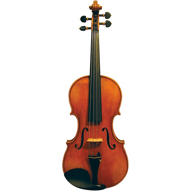 Maple Leaf Strings Burled Maple Craftsman Collection Violin 4/4 Size