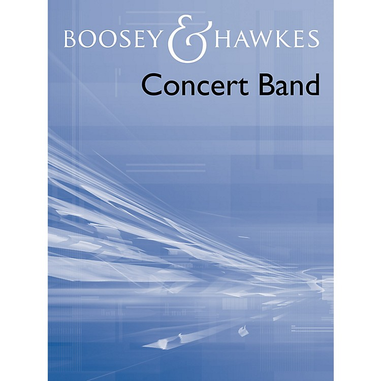 Boosey and Hawkes Burletta Concert Band Composed by John Barnes Chance