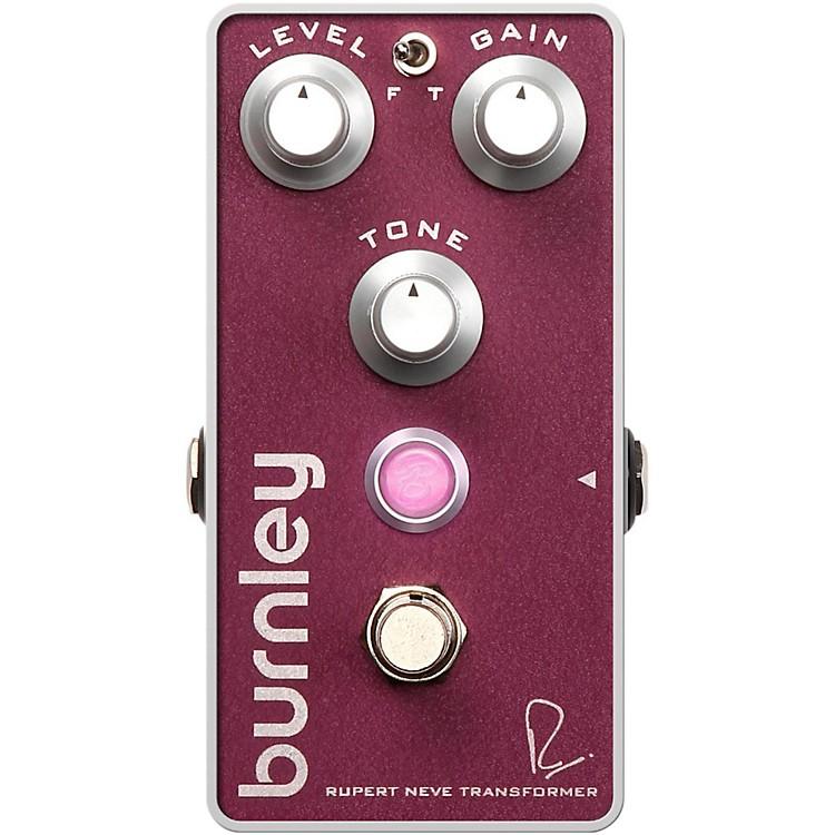 BognerBurnley Distortion Guitar Effects Pedal