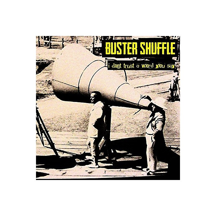 AllianceBuster Shuffle - I Don'T Trust A Word You Say!
