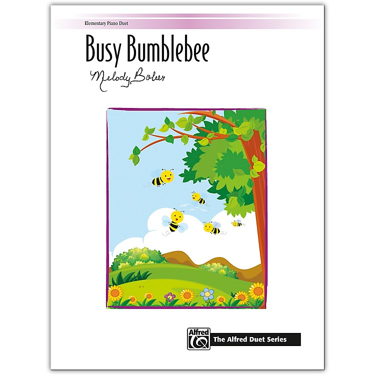 AlfredBusy Bumblebee Elementary