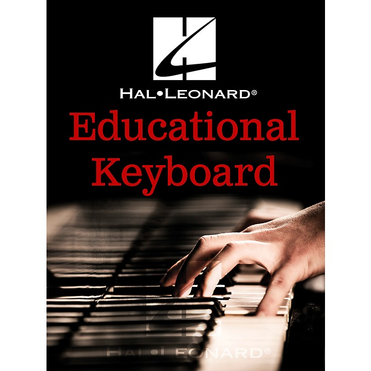 SCHAUMBusy Woodpecker Educational Piano Series Softcover