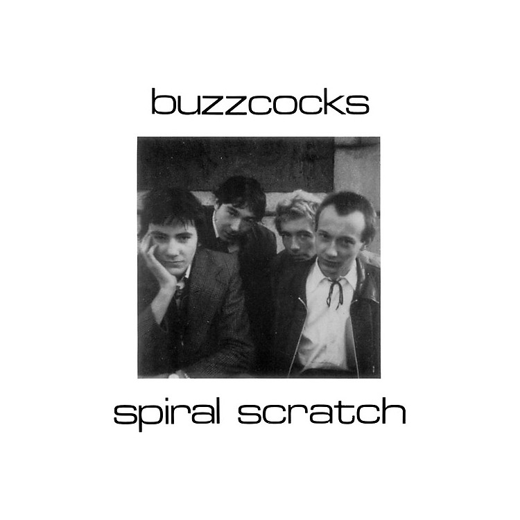 AllianceBuzzcocks - Spiral Scratch