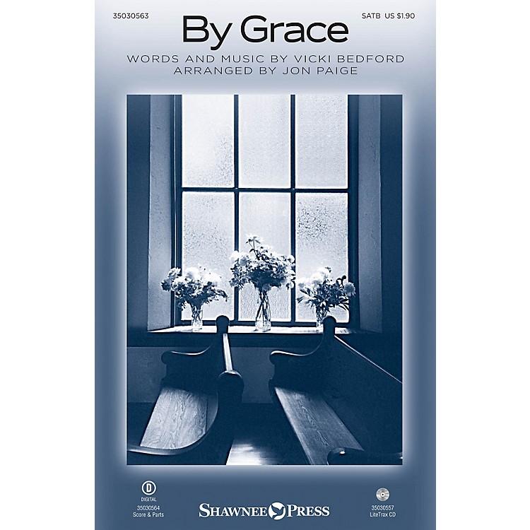 Shawnee PressBy Grace SATB arranged by Jon Paige