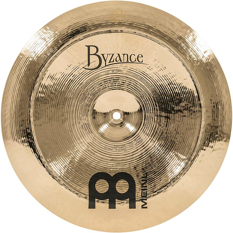 MeinlByzance Brilliant China Cymbal16 in.