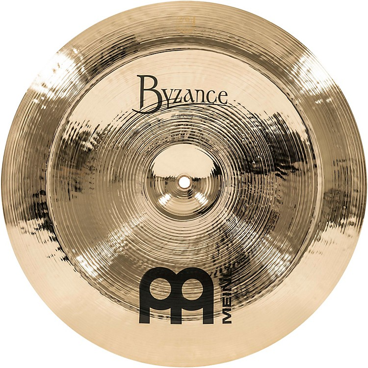 Meinl Byzance Brilliant China Cymbal 20 in.