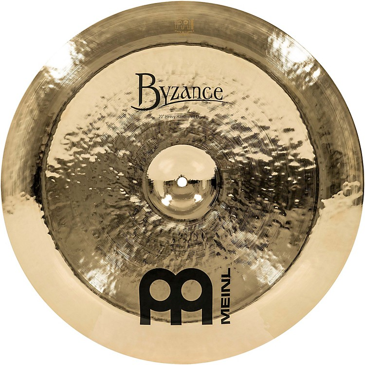 MeinlByzance Brilliant Heavy Hammered China Cymbal20 in.