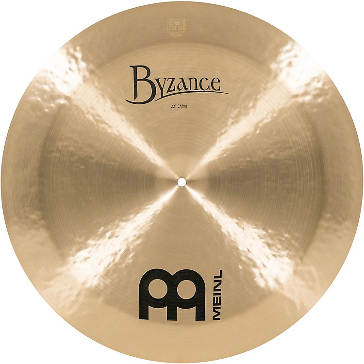 MeinlByzance China Traditional Cymbal22 in.