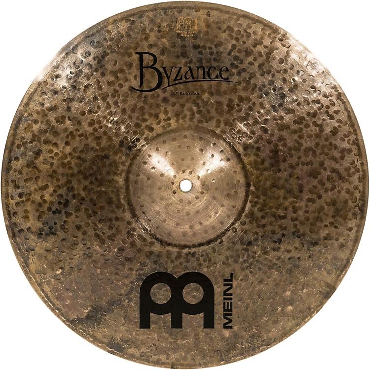 MeinlByzance Dark Crash Cymbal17 in.
