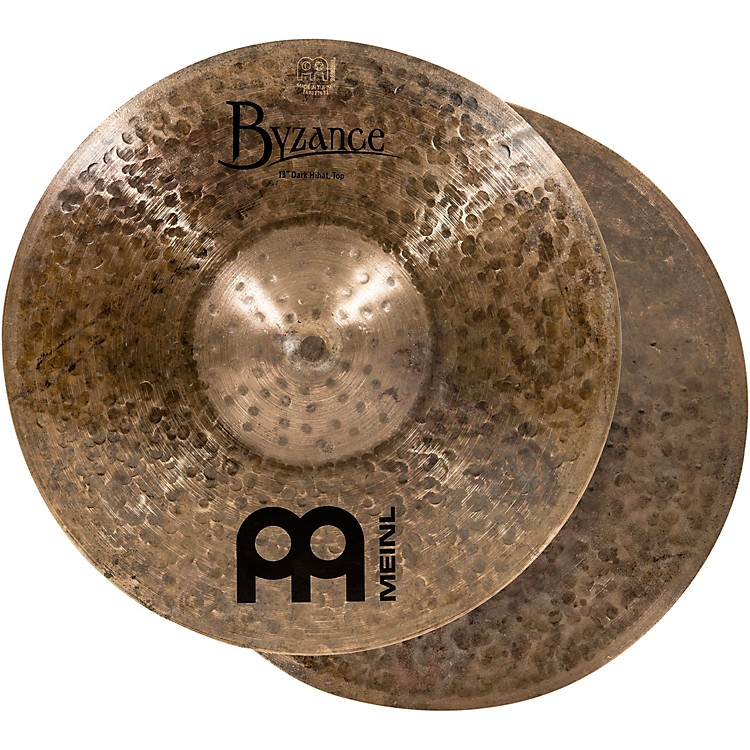 Meinl Byzance Dark Hi Hats 13 in.