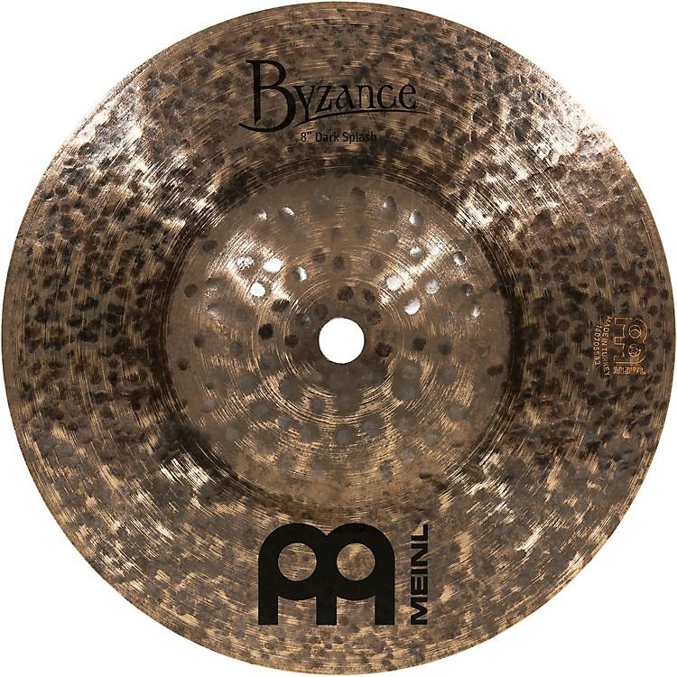 MeinlByzance Dark Splash Cymbal8 in.