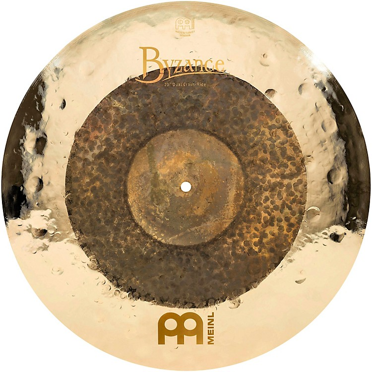 MeinlByzance Extra Dry Dual Crash/Ride Cymbal20 in.