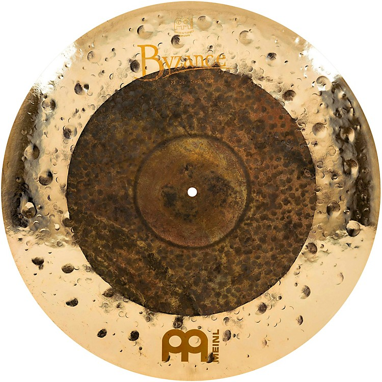 MeinlByzance Extra Dry Dual Crash/Ride Cymbal22 in.
