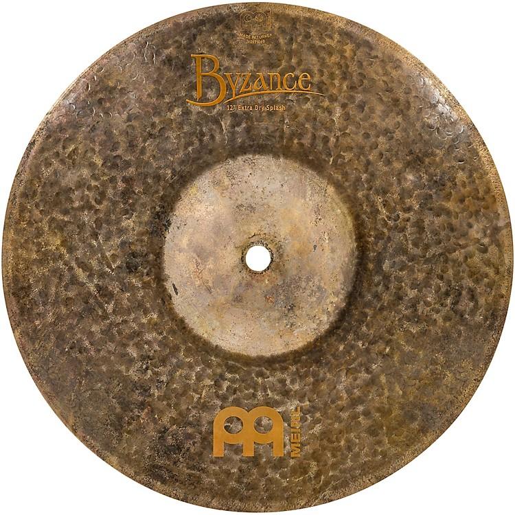 MeinlByzance Extra Dry Splash Cymbal12 in.