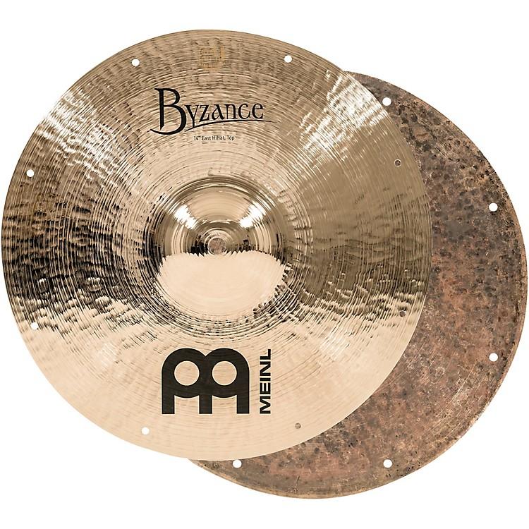 MeinlByzance Fast Hi-Hat Brilliant Cymbals14 in.