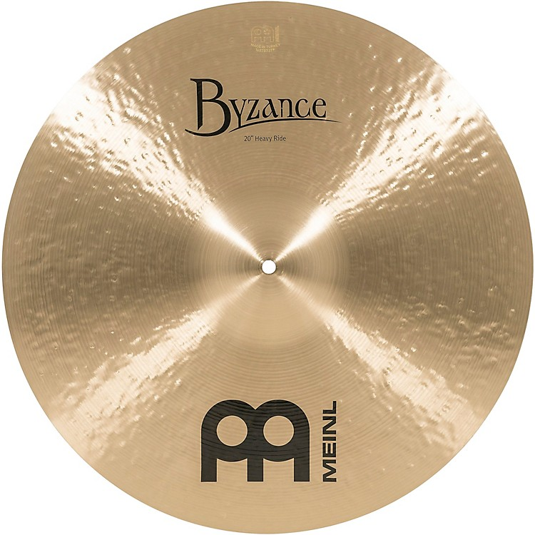 MeinlByzance Heavy Ride Traditional Cymbal20 in.