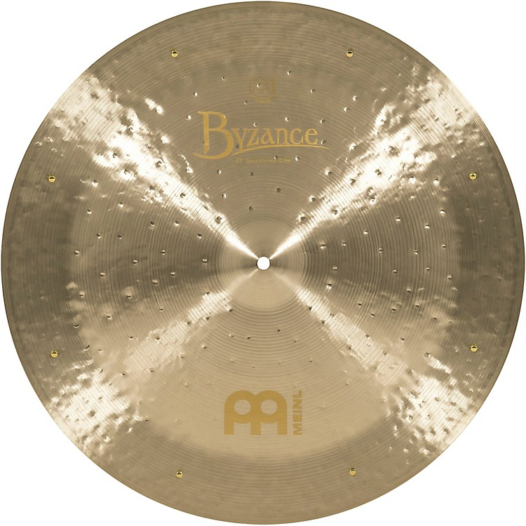 Meinl Byzance Jazz China Ride with sizzles Traditional Cymbal 22 in.