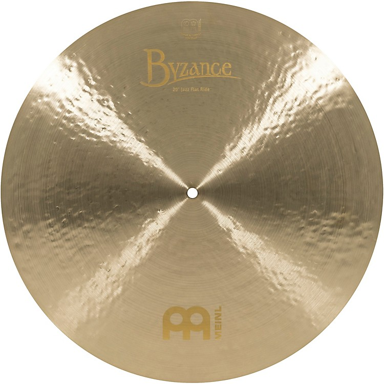 MeinlByzance Jazz Flat Ride Traditional Cymbal20 in.