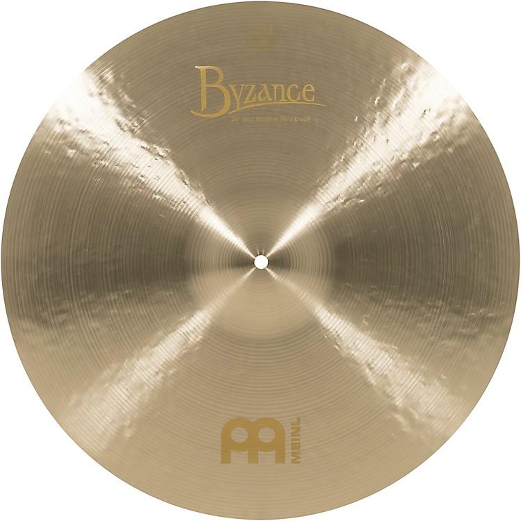 MeinlByzance Jazz Medium Thin Crash Cymbal20 in.