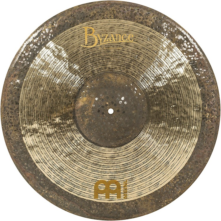 MeinlByzance Jazz Ralph Peterson Signature Symmetry Ride Cymbal22 in.