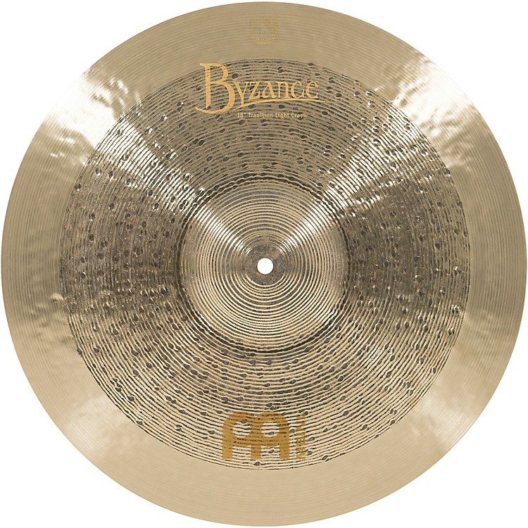 Meinl Byzance Jazz Tradition Light Crash 18 in.