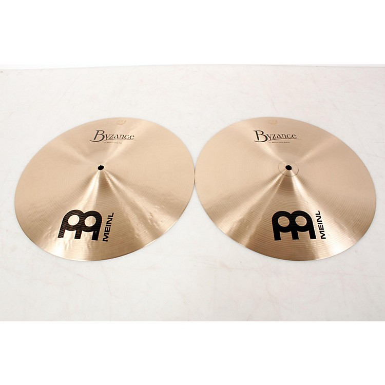 MeinlByzance Medium Hi-Hat Cymbals15 in.888365848624