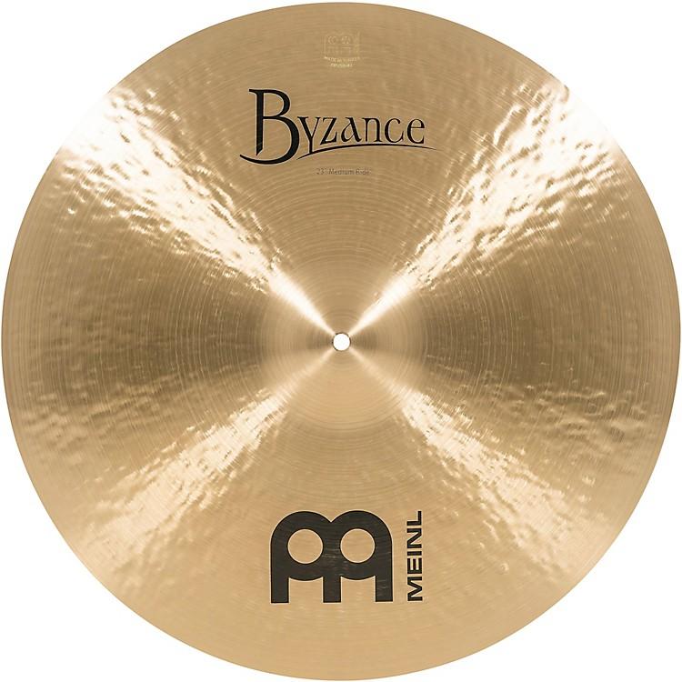 MeinlByzance Medium Ride Traditional Cymbal24 in.