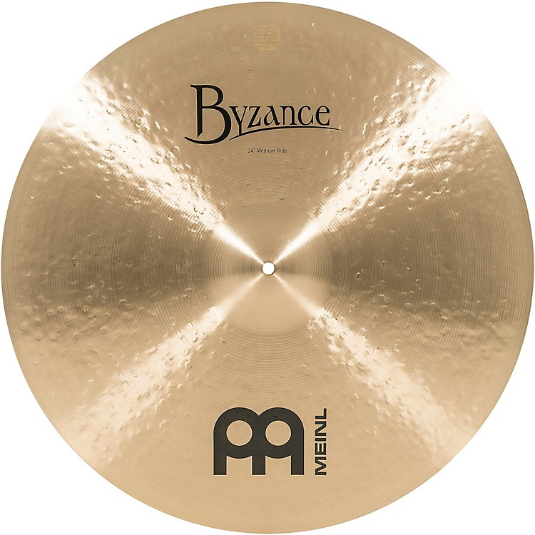 Meinl Byzance Medium Ride Traditional Cymbal 24 in.